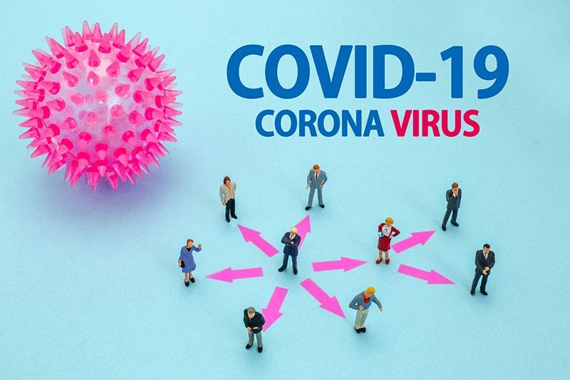 当事務所のコロナウイルスへの対応