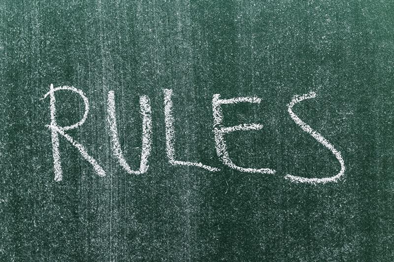 会議のためのルール